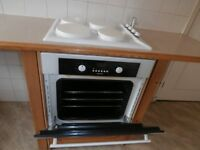 Hotpoint electric oven and hob