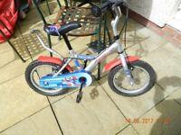 Kids bike age 3 to 4