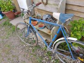 Vintage men's pushbike