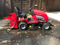 Countax C25 4WD Ride on Mower 2010 Very Good Condition