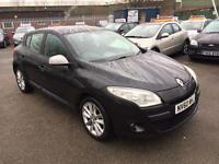 RENAULT MEGANE 1.5 DCI i music 6 speed 5 door 2011, 1 owner, cambelt done, FSH, £30 road tax