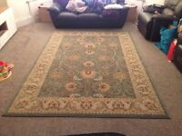 Traditional Persian Oriental Design Rug
