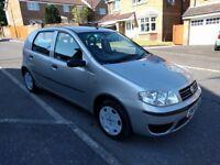 Fiat Punto 1.2 petrol, 2004