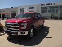 2015 Ford F-150 KING RANCH 5.0L V8 FFV ENGINE NEW 601A LEATHER