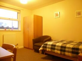 Bedroom, City Centre, Private Parking, No Fees