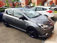 Vauxhall Corsa 64 plate Limited Edition Top spec LOW MILES!