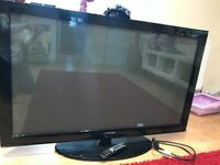 "50"" Samsung HD ready Plasma TV"