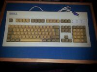 looking for old computer keyboards