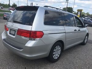 2008 Honda Odyssey LX-8 Seats Power PKG Ready for Your next road Kitchener / Waterloo Kitchener Area image 6