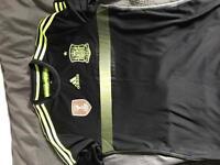 Spain Football Shirt