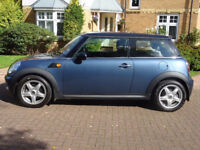 MINI HATCH COOPER 1.6 COOPER 3d 118 BHP MOT August 2018 GREAT EXAMPLE OF LOW MILEAGE**