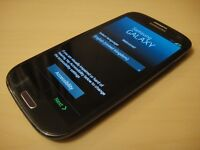 Samsung Galaxy S3 - 16GB - Unlocked To All Networks - Pebble Blue - GT-i9300 - Can Deliver