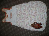 3x grobag/ sleeping bag for 0-6mths, 2.5tog: Mothercare, Gruffalo, George. VGC! Boy/ Girl.
