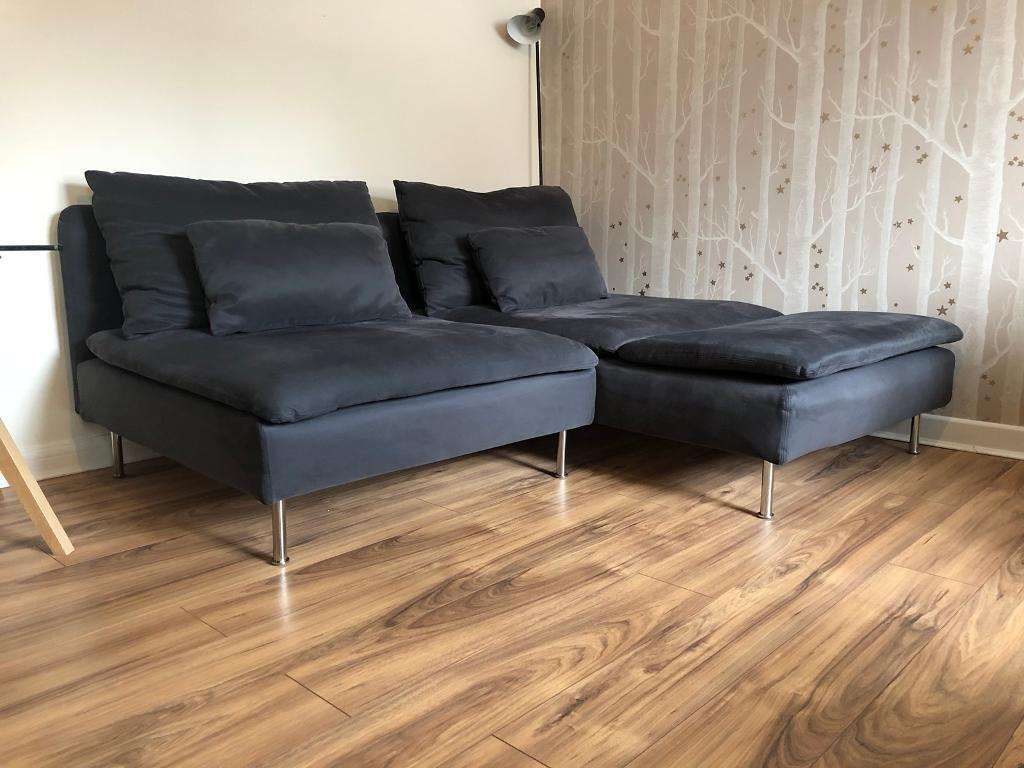 ikea s derhamn sofa in swindon wiltshire gumtree. Black Bedroom Furniture Sets. Home Design Ideas