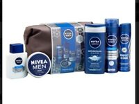 Nivea men brand new sealed RRP £24.99 unwanted gift