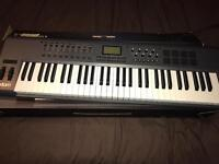 **STUDIO SALE** M-Audio Axiom 61 USB MIDI Keyboard with Keyboard Stand