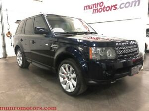 2012 Land Rover Range Rover Sport Supercharged Buckingham Blue 5