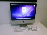 iMac, early 2008 model. Very Good condition with wireless mouse