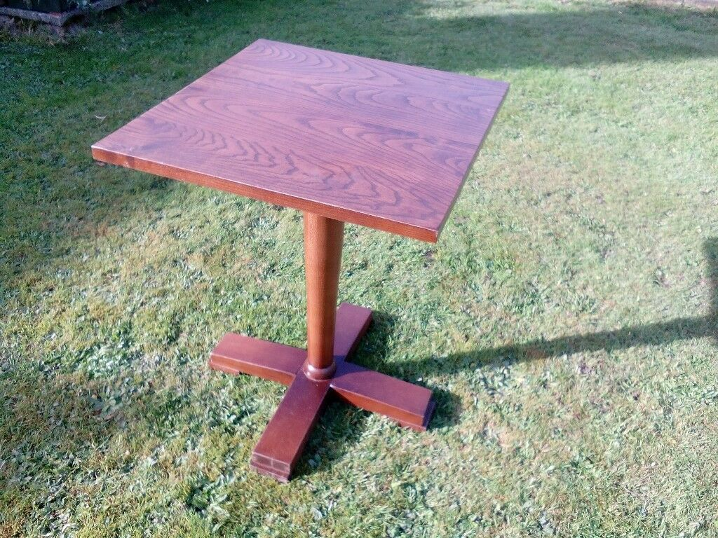 lovely wooden table