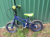 """14"""" Ben 10 kids bike"""