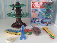 Jumping Monkey game