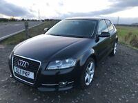 Audi A3 low mileage