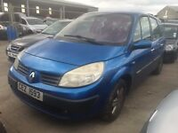 2005 2.0 Petrol Renault Grand Scenic. Breaking for parts only. Postage Nationwide