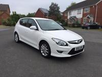 2012 HYUNDAI I30 COMFORT, 12 MONTH MOT, SERVICE HISTORY, LOW MILEAGE HPI CLEAR,
