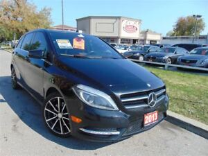 2013 Mercedes-Benz B-Class B250-LEATHER ROOF-HTD SEATS