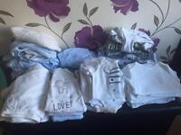 Boys bundle 0-3 months over 50 items