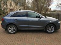 Audi Q3 SE 1.4. TFSI (150 PS) CoD 6 speed manual 5 dr