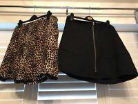 2 x skirts