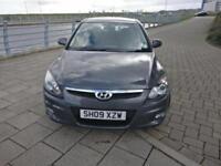 09 Hyundai i30 12 months mot 50k miles £2999