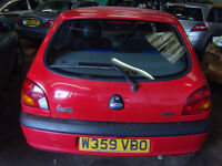 Ford Fiesta 1.3 2000 (W) For Sale