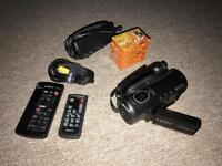 SONY HDR-HC3 Camcorder in Pristine Condition! 1080i HD! LCD Screen. Video Camera