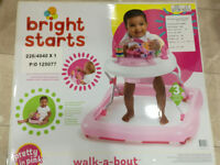 Bright Starts June Berry Delight Walker