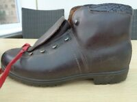 Tre Zeta Italian Leather walking boots
