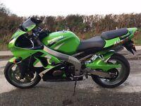 Kawasaki ZX600R-G2