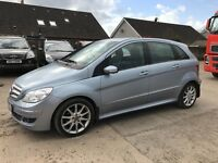 06 MERCEDES B180 CDI SE P/EX WELCOME