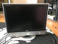 LG Monitor tv