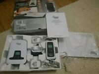 Tommee tippee closer to nature dect digital monitor with movement sensor pad