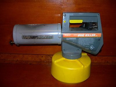Burgess Bug (Burgess Electric Bug Killer Model Number: 960 Used, Untested, 120V 60Hz 850 Watt)