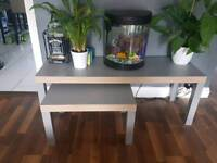 Console twin table