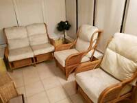 Conservatory seats set