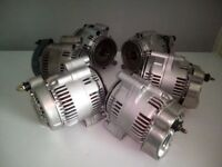 Honda ST1100 rebuilt Alternator 40 amp Pan European