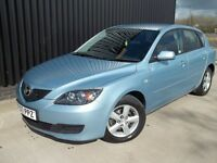 2007 Mazda3 1.6 TS 5dr Low Mileage Long MOT May Px/Swap