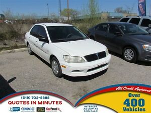 2003 Mitsubishi Lancer ES | AS-IS SPECIAL