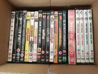 Assorted DVDs Bundle