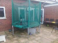 Used 8ft Trampoline