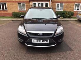 2008 Ford Focus 1.6 petrol Titanium, Immaculate condition, Long Mot, •£1850•